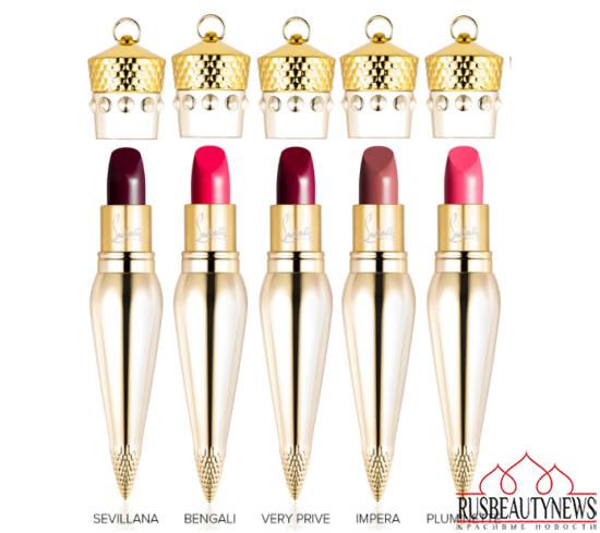 Christian Louboutin Lip Colour Collection satin4