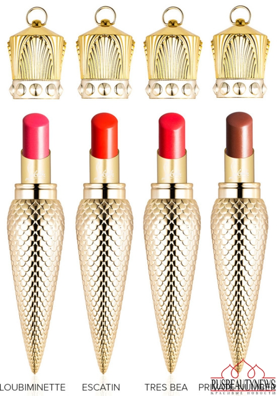 Christian Louboutin Lip Colour Collection sheer2