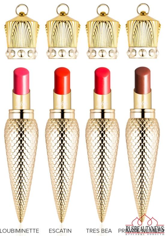 Christian Louboutin Lip Colour Collection sheer2