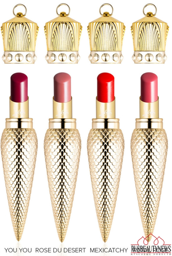 Christian Louboutin Lip Colour Collection sher1