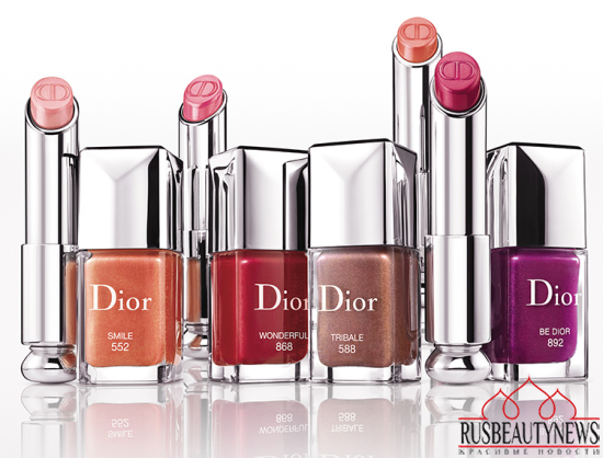 Dior Addict Lipstick (Shine Don't Be Shy) look3