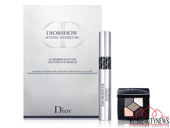 Dior Holiday 2015 Couture Palettes & Sets mascara