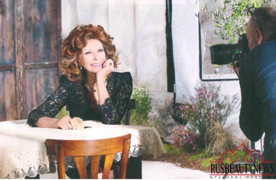Dolce&Gabbana Sophia Loren No.1 Lipstick look