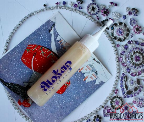Eliokap top level shampoo