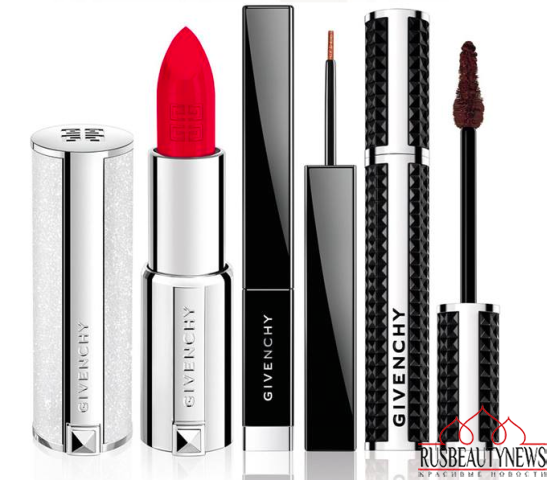 Givenchy Les Nuances Glacées Holiday 2015 Collection look1