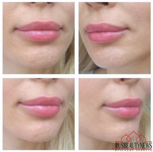 Guerlain Kiss Kiss RoseLip 371 Morning Rose sw