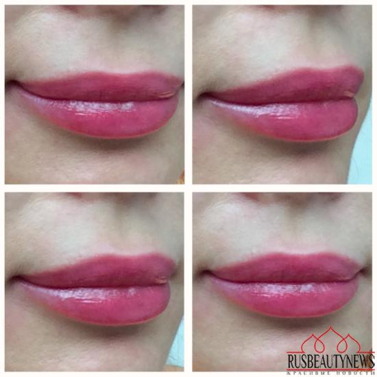 Guerlain Kiss Kiss RoseLip 374 Wonder Violette sw