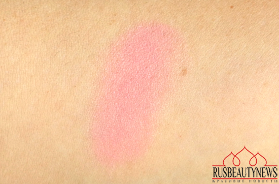 Guerlain Rose Aux Joues 01 Morning Rose Blush Review swatches