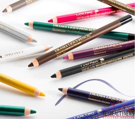 Lancome Drama Liqui-Pencil Longwear Eyeliner look3