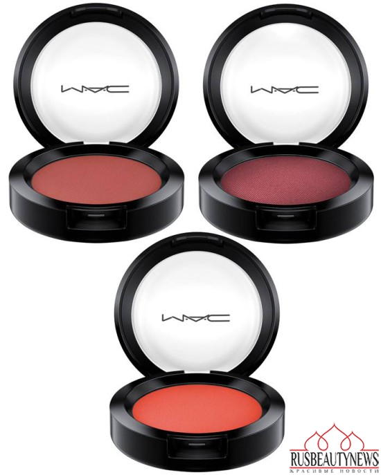 MAC MACnificent Me Fall 2015 Collection blush