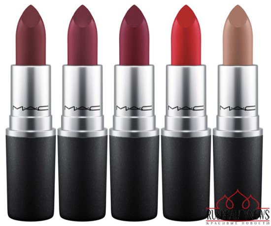 MAC MACnificent Me Fall 2015 Collection lipp