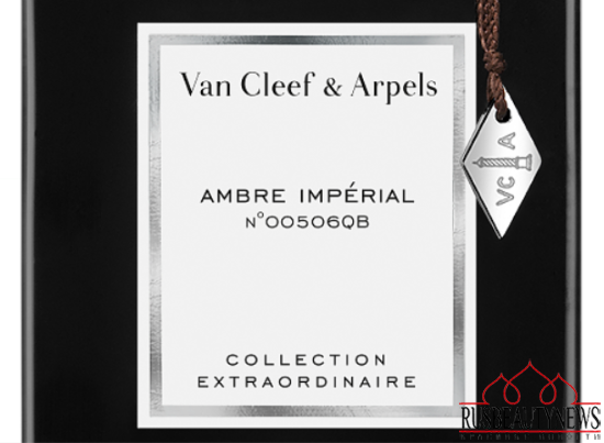 Van Cleef & Arpels Ambre Imperial look1