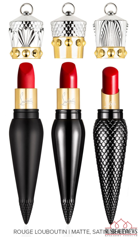 christian louboutin beaute lip colour