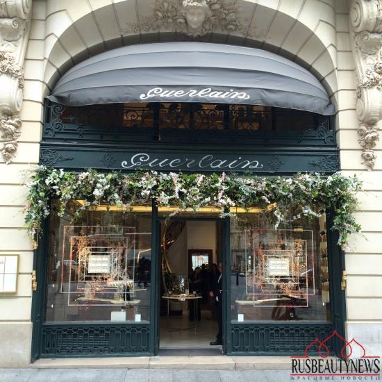 Boutique Guerlain Paris Avenue des Champs-Elysées 68