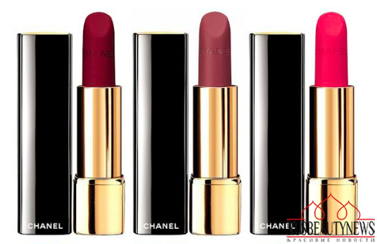 Chanel Rouge Allure Fall-Winter 2015 Collection lipstick