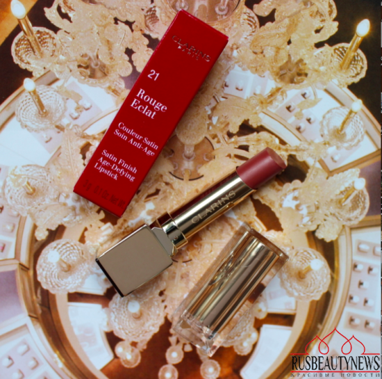 Clarins Rouge Eclat 21 Tawny pink