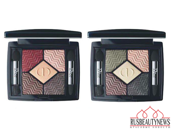 Dior State of Gold Holiday 2015 Collection eyeshadow
