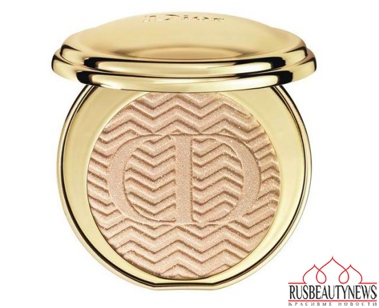 Dior State of Gold Holiday 2015 Collection highlighter