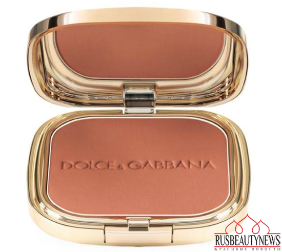 Dolce & Gabbana The Essence of Holidays 2015 Collection bronzer