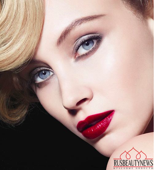 Giorgio Armani Luxe is More Holiday 2015 Collection look1