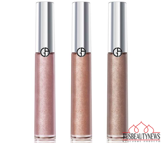 Giorgio Armani Luxe is More Holiday 2015 Collection shadow