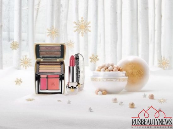 Guerlain Neiges et Merveilles Holiday 2015 Collection