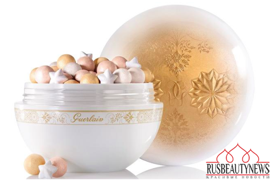 Guerlain Neiges et Merveilles Holiday 2015 Collection  meteorites