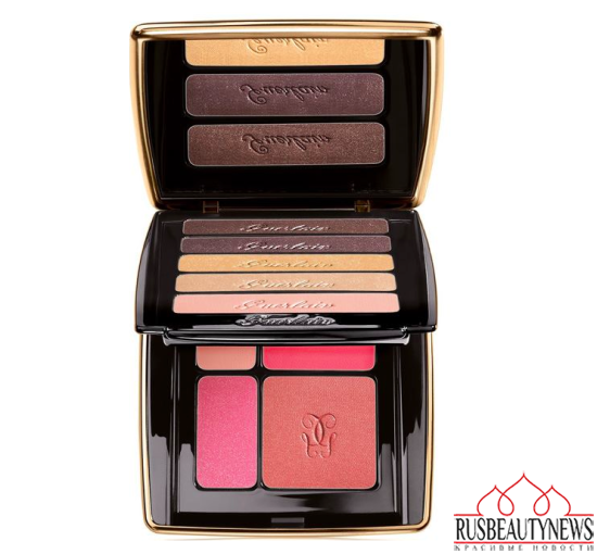Guerlain Neiges et Merveilles Holiday 2015 Collection  palette