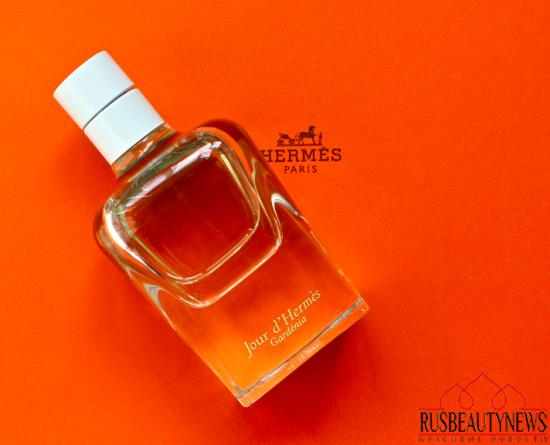 Hermes Jour d'Hermes Gardenia Review