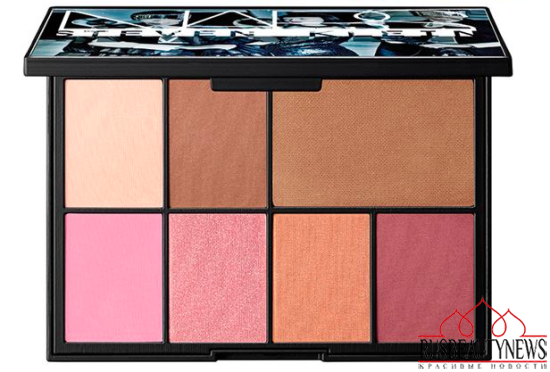 NARS Steven Klein Holiday 2015 Collection blush set
