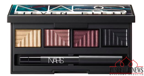 NARS Steven Klein Holiday 2015 Collection eye palette