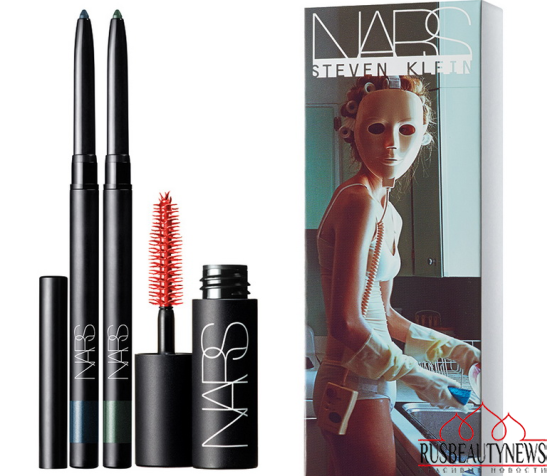 NARS Steven Klein Holiday 2015 Collection eye set