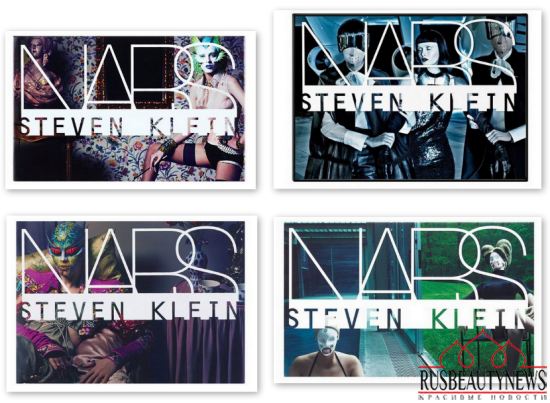 NARS Steven Klein Holiday 2015 Collection look2