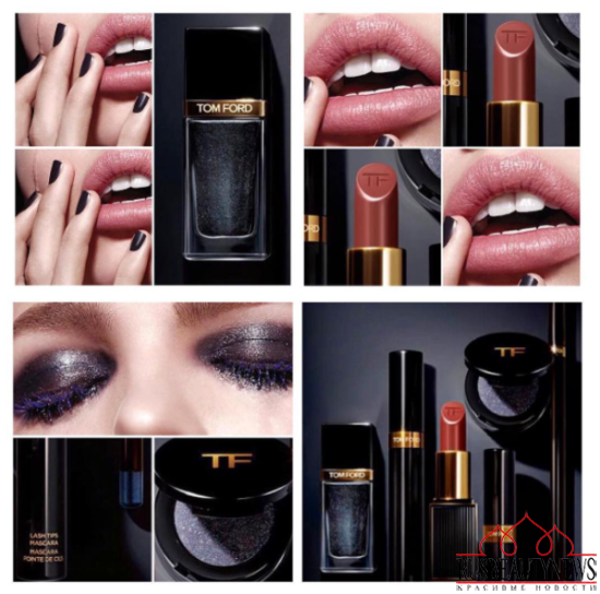Tom Ford Beauty Noir Holiday 2015 Collection look2