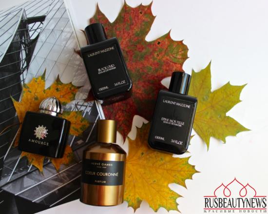 favorites October parf