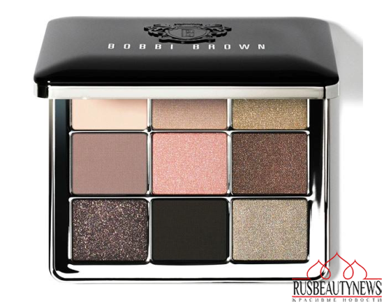 Bobbi Brown Sterling Nights Holiday 2015 Collection eye palette