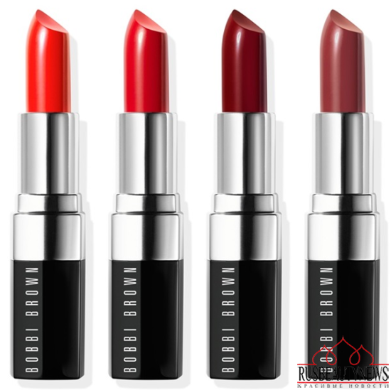 Bobbi Brown Sterling Nights Holiday 2015 Collection lipp