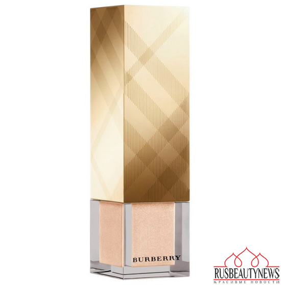 Burberry Festive Beauty Collection for Holiday 2015 base