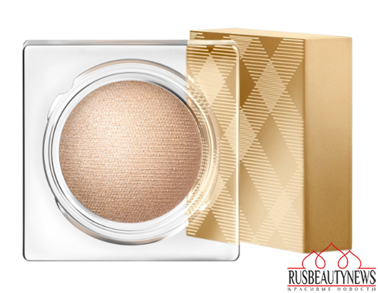 Burberry Festive Beauty Collection for Holiday 2015 cream shadow