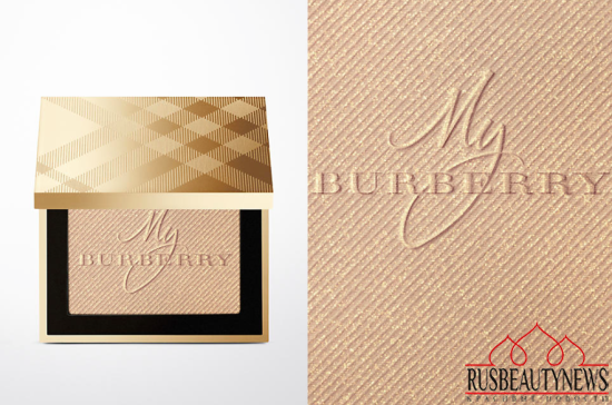 Burberry Festive Beauty Collection for Holiday 2015 powder