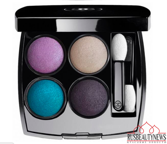 Chanel L.A. Sunrise Spring 2016 Collection eyeshadow