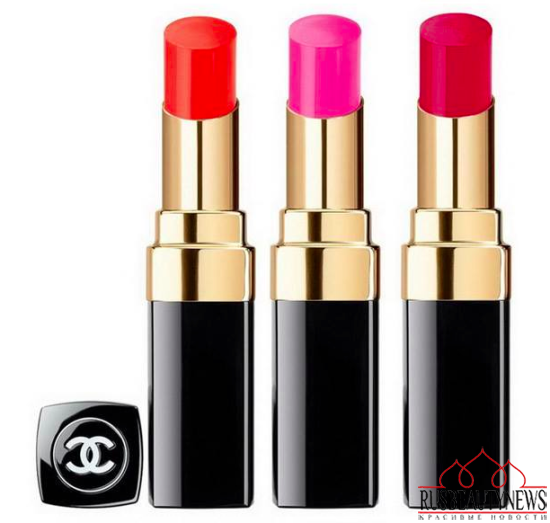 Chanel L.A. Sunrise Spring 2016 Collection lipp