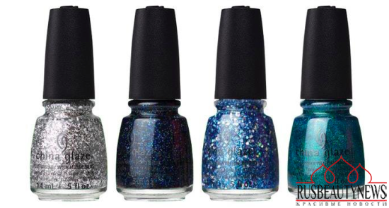 China Glaze Star Hopping Holiday 2015 Collection color1