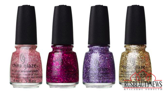 China Glaze Star Hopping Holiday 2015 Collection color2