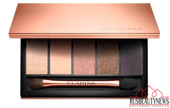 Clarins Instant Glow Spring 2016 Collection eyepalette
