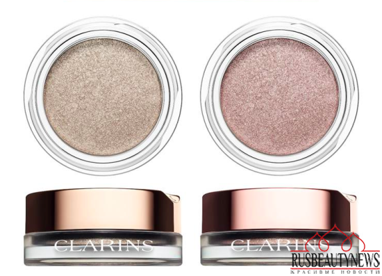 Clarins Instant Glow Spring 2016 Collection shadow2