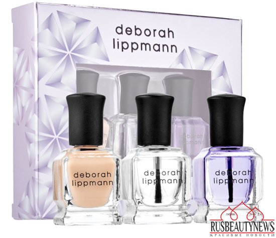 Deborah Lippmann Holiday 2015 Sets&Kits treat set