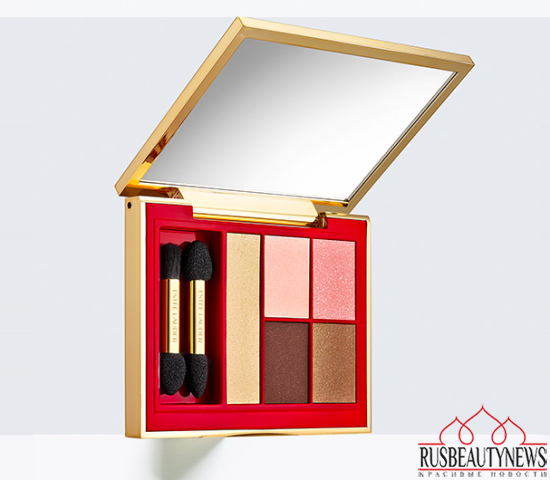 Estee Lauder Le Rouge Holiday 2015 Collection eye palette