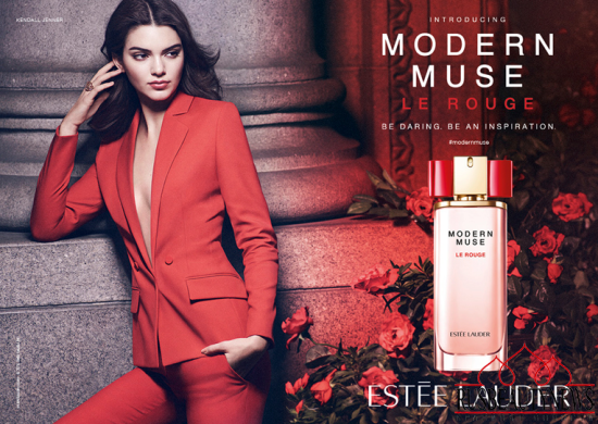 Estee Lauder Le Rouge Holiday 2015 Collection modern muse