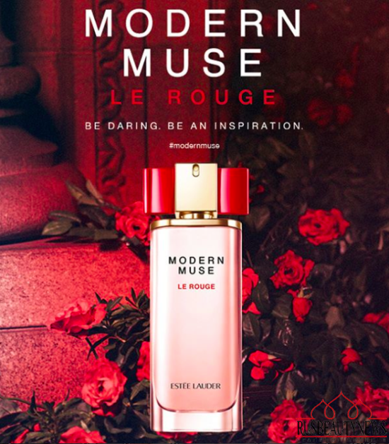 Estee Lauder Le Rouge Holiday 2015 Collection muse